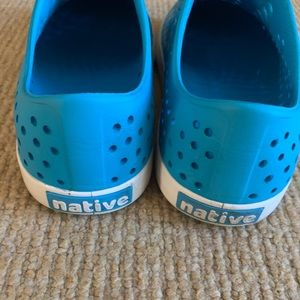 Native Shoes - Native Water Shoes Size 6M Blue
